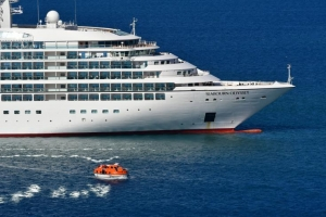 Inclusion of Cyprus in Seabourn Cruise Line's programme
