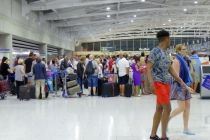 New record for tourist arrivals