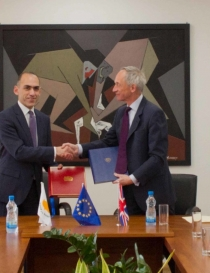 Cyprus, UK sign updated double taxation treaty