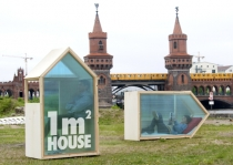World's Smallest House is a Single Square Meter in Size!