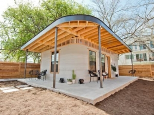 This Tiny Home Was 3D-Printed in Just 24 Hours Video