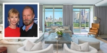 See Inside Sting and Trudie Styler's New York City Penthouse