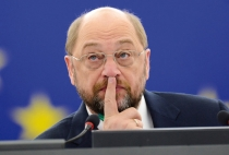 Schulz tells Turkey Europe would not give in to threats over visa deal