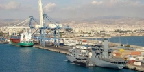 European Commission team looking at Larnaca Port concerns