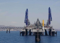 Vassilikos energy hub to host floating LNG facility