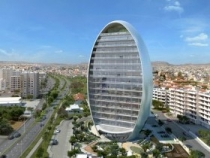 The Oval. A New Commercial project Designed by Atkins