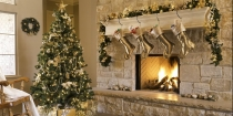 ELEGANT CHRISTMAS LIVING ROOM DECOR IDEAS TO CELEBRATE IN STYLE